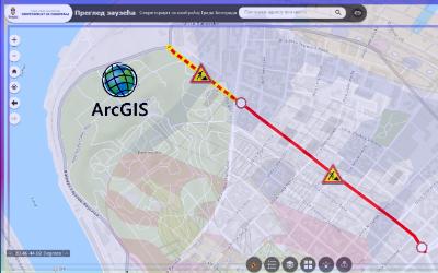 ГИС мапа