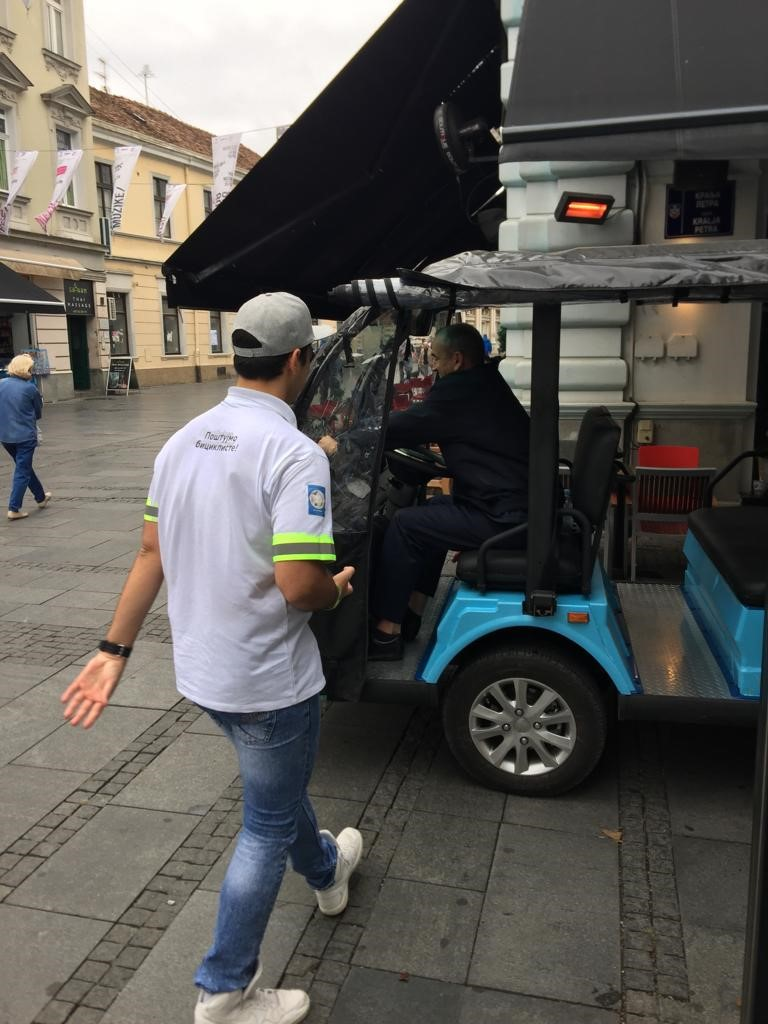 "Европска недеља мобилности 2019. -  Промоција ""Врабац"" система јавног превоза"