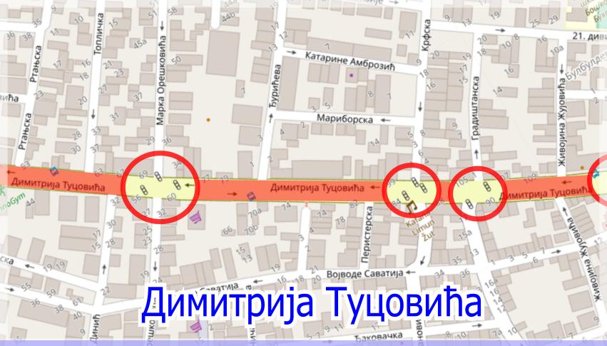Успостављањe система за адаптибилно управљање светлосном саобраћајном сигнализацијом у Београду