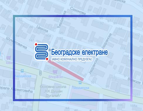 Затворена за саобраћај Шуматовачка улица