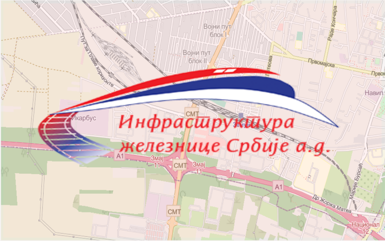 Измена режима саобраћаја на Аутопуту за Нови Сад, испод железничких надвожњака