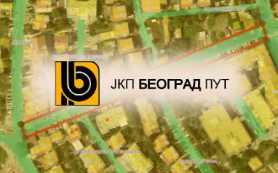 Браће Јерковић затворена за саобраћај