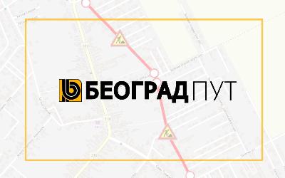 Затворена за саобраћај улица Војводе Новака