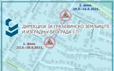 Радови у Новоградској
