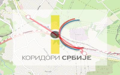 Затворене за саобраћај улице Кружни пут Кијево и Славка Миљковића