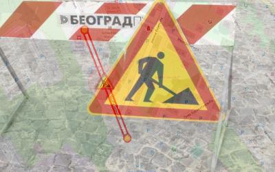 Затворена за саобраћај улица Браће Јерковића
