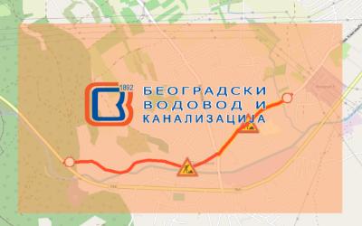 Измена режима саобраћаја у улицама Маршала Тита, Првомајској, Смедеревски пут
