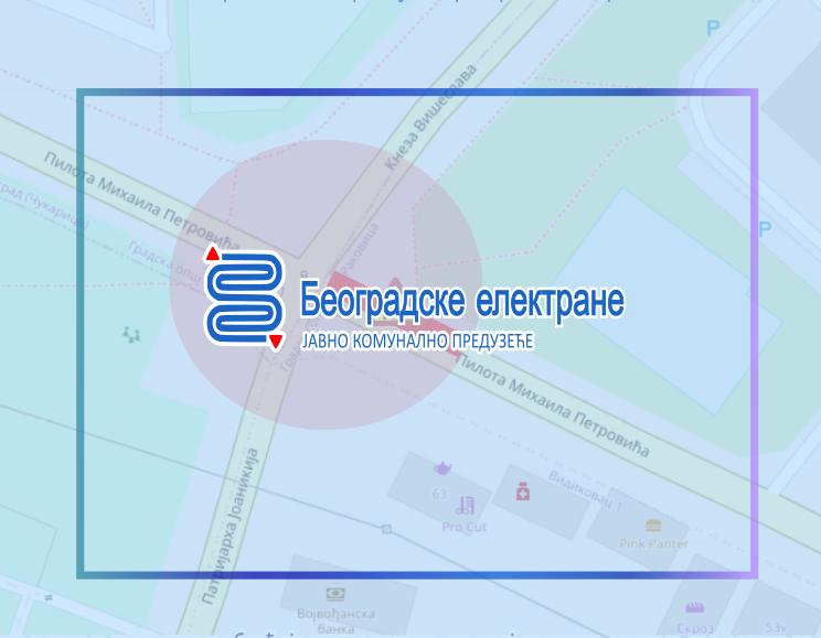 Радови у Улици пилота Михаила Петровића