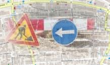Затворена за саобраћај улица Младе Босне