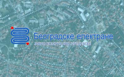 Затварене за саобраћај улице Ребеке Вест и Живка Давидовића