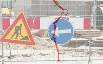 Затворене за саобраћај улице Битољска и Брђанска