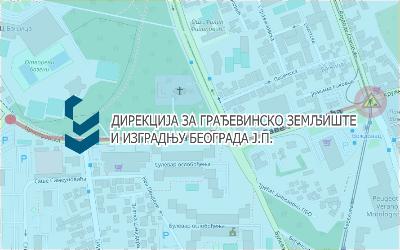 Измена режима саобраћаја у улицама Кружни пут вождовачки, Црнотравској, Саве Машковића, Булевару ослобођења