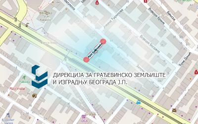 Радови под саобраћајем у улици Луке Вукаловића